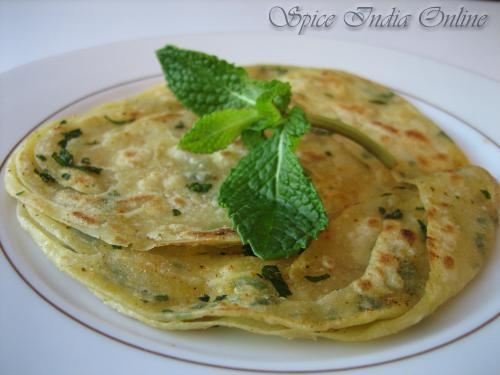 LACHHA PARATHA RECIPE – How to make lachha paratha – Laccha ...